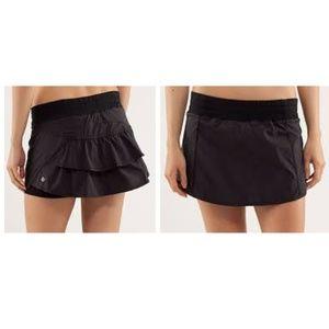 Lululemon Track Attack Skirt